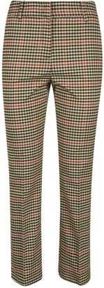 DEPARTMENT 5 Checked Trousers