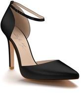 Women's Shoes Of Prey D'Orsay Ankle Strap Pump