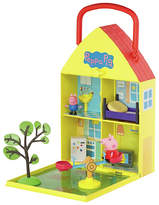 Peppa Pig Peppa House and Garden Playset