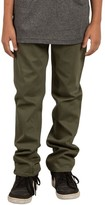 Volcom Boy's Vorta Slim Fit Chinos