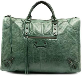 Balenciaga Pre Owned 2000s City tote bag