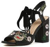 Mollini New Ohela Black Red Womens Shoes Dress Shoes Heeled