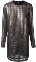 House of Holland 'Chainmail' dress - women - Polyester - 6