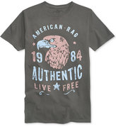 American Rag Men's Authentic Eagle Graphic-Print T-Shirt, Only at Macy's