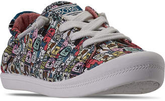 Skechers Women Bobs for Dogs and Cats Beach Bingo Rovers Rally Casual Sneakers from Finish Line