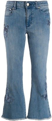 MICHAEL Michael Kors Cropped Jeans
