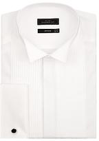 John Lewis Wing Collar Tailored Dress Shirt, White