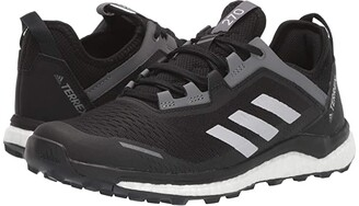 adidas Outdoor Terrex Agravic Flow (Black/Grey Two/Grey Four) Women's Shoes