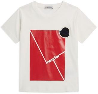 Moncler Kids Colour-Block Logo T-Shirt (12-14 Years)