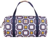 Tory Burch Printed Nylon Duffle Bag
