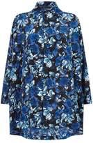 eskandar Floral Silk Shirt