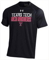 Under Armour Men's Texas Tech Red Raiders Tech T-Shirt