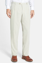 Tommy Bahama Havana Pleated Herringbone Pant