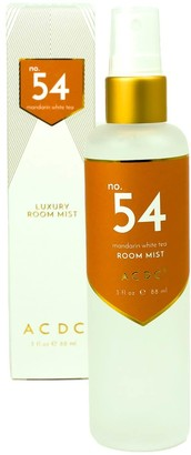 Acdc Candle Co No. 54 Mandarin White Tea Room Mist