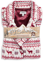 Pj Salvage Nordic Print Two-Piece Pyjama Set