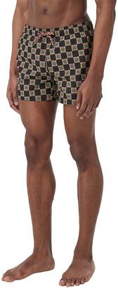 Burberry Men's Greenford Vintage Checkered Swim Shorts