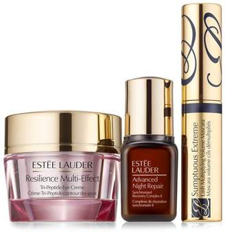 Estee Lauder Beautiful Eyes: Smooth and Glow 3-Piece Set - $115 Value