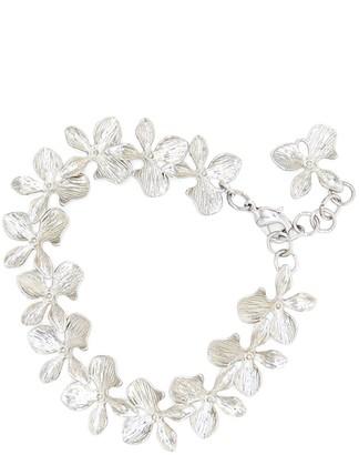 Rosaspina Firenze Silver Orchid Bracelet