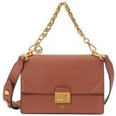 Fendi Kan U leather shoulder bag