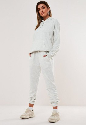 Missguided Basic Jogger And Hoodie Co Ord Set