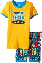 Hatley Surfboards Short Pajama Set Boy's Pajama Sets