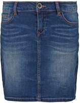 Morgan Denim skirt jean stone