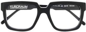Kuboraum Mask EK3 glasses