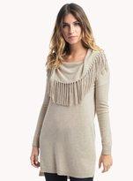Ella Moss Fringe Sweater