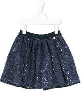 Miss Blumarine sequinned skirt