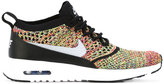 Nike 'W Air Max Thea Flyknit' sneakers - women - Polyester/Leather/rubber - 8
