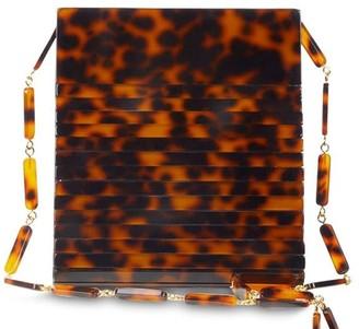 Cult Gaia Dixie Acetate Shoulder Bag