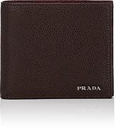 Prada Men's Contrast-Interior Billfold