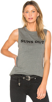 A Fine Line Suns Out Buns Out Abby Tank