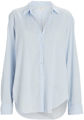 XiRENA Beau Cotton Button-Down Shirt
