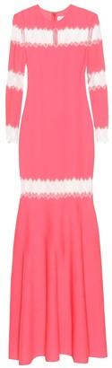 Huishan Zhang Long-sleeved dress