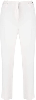 John Richmond Mid-Rise Logo Trousers