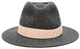 Maison Michel Rico rabbit felt hat