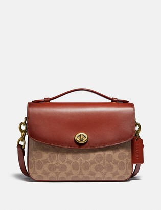 Coach Cassie Crossbody In Signature Canvas
