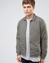 Selected Padded Coach Jacket