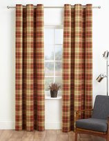 Marks and Spencer Check Curtain