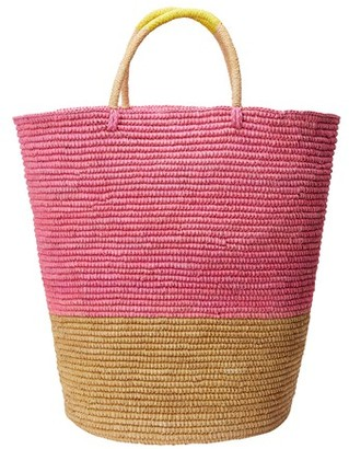 Sensi Tall Triple Tone Beach Basket