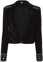 Dodo Bar Or Katherine Cropped Jacket
