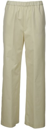Aspesi Ribbed Waist Trousers