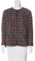 Akris Punto Wool-Blend Tweed Jacket
