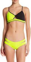 Indah Link Triangle Bikini Top