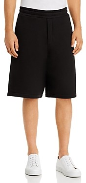 McQ Zippy Side-Zip Sweat Shorts