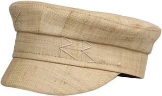 Ruslan Baginskiy Straw Baker Hat
