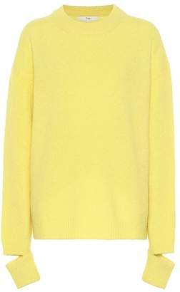 Tibi Alpaca-blend sweater