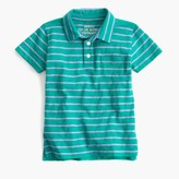 J.Crew Boys' striped polo shirt