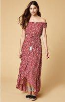 Reverse Be Mine Maxi Dress